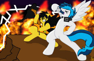 ~Contest~ THROUGH THE FIRE AND THE FLAMES!!! by SkorpioPrince