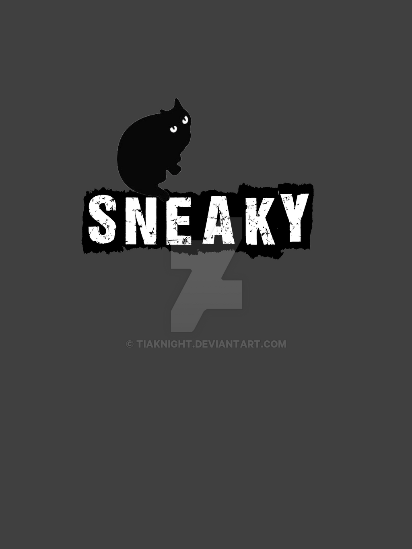 Sneaky Catsneaky Cat By Tiaknight On DeviantArt
