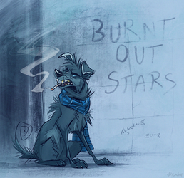 burnt out stars