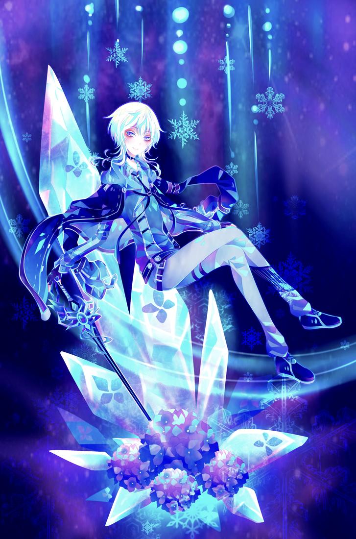 Ice Heart by Ailythe