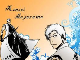 Kensei Muguruma by Raynehawk