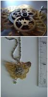 Steampunk Butterfly 5