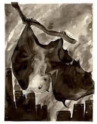 its a bat