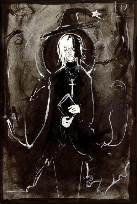 Magician Priest? by fresh4u