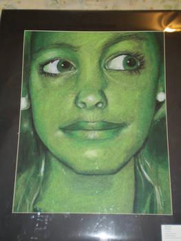 The Green Girl, or Green Ali