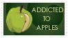 Addicted to apples by Galloping-Textures