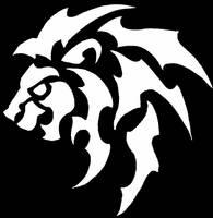 lion by unkraut