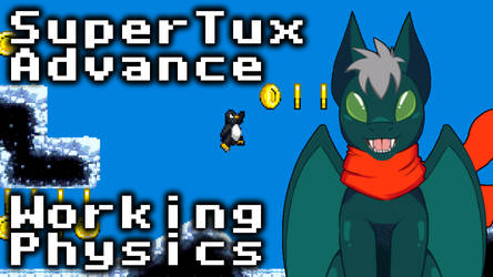 SuperTux Advance Physics Test