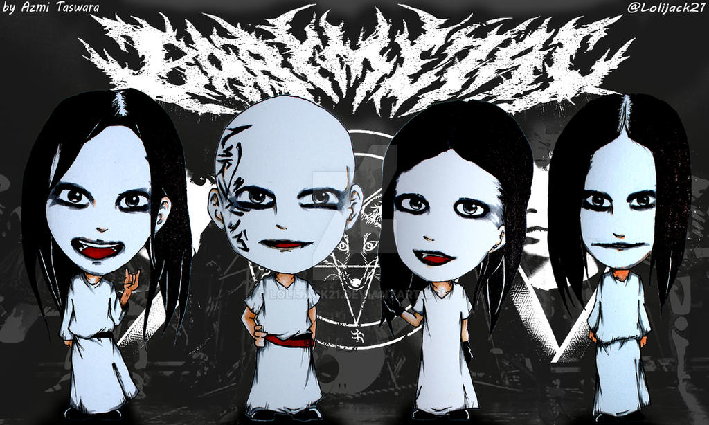 Babymetal Kami-band by Lolijack21