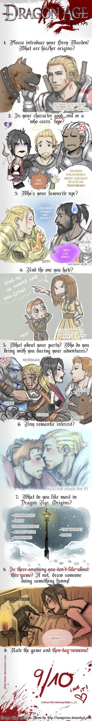Dragon Age Meme by Silberfeder