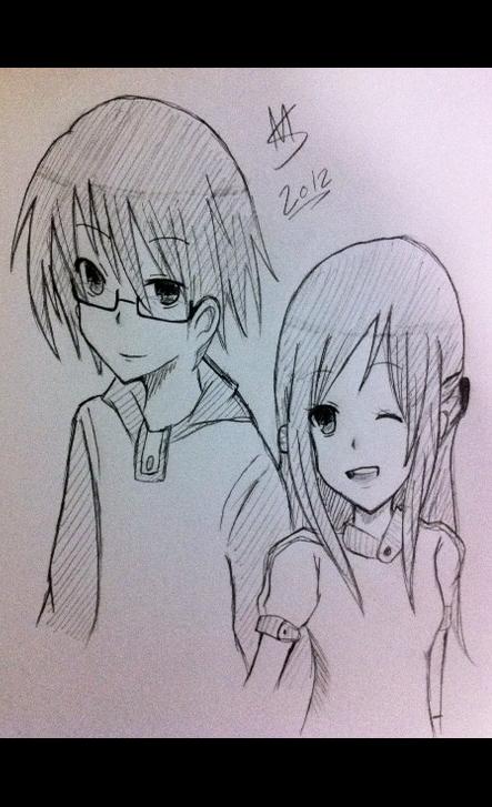 OC Drawing by PolestarRemnants13
