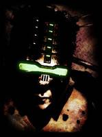 Cyborg by Mandavar
