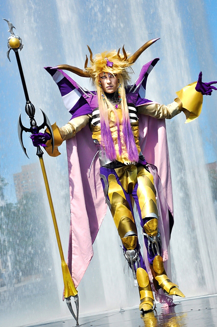 Behold the Emperor by Lady-Liliana