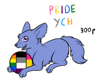 Cheap Pride Chibi Lineart And YCH