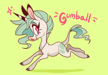 Gumball by JaneGumball