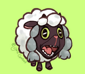 Wooloo by JaneGumball