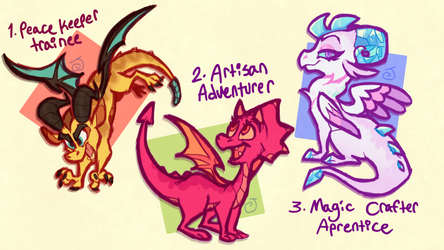 Spyro Reignited Adopts CLOSED [0/3]
