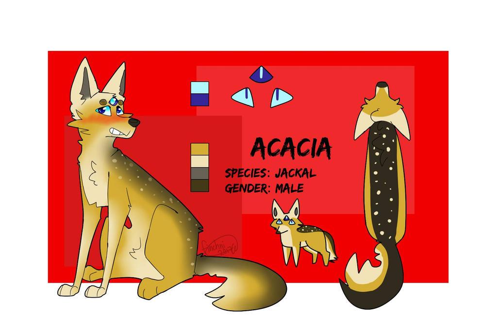 acacia by CatsieltheCat