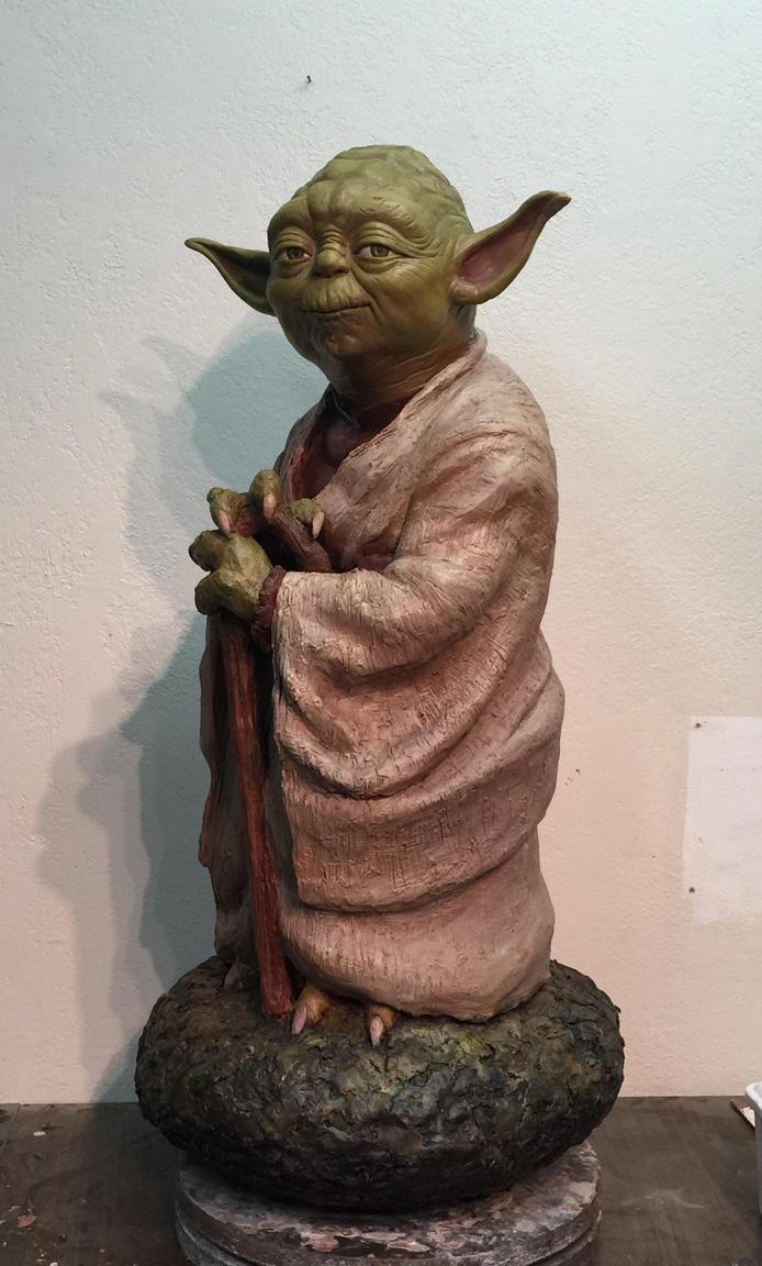 Empire Yoda by MasterEdi