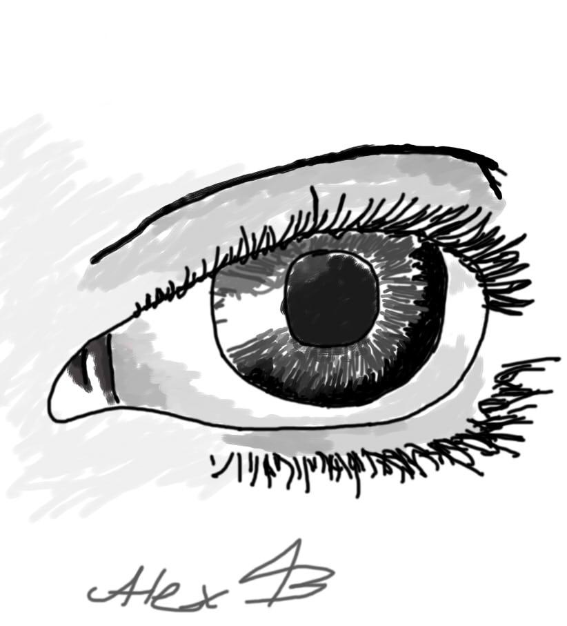 Eye by ShadowAlexFreaky