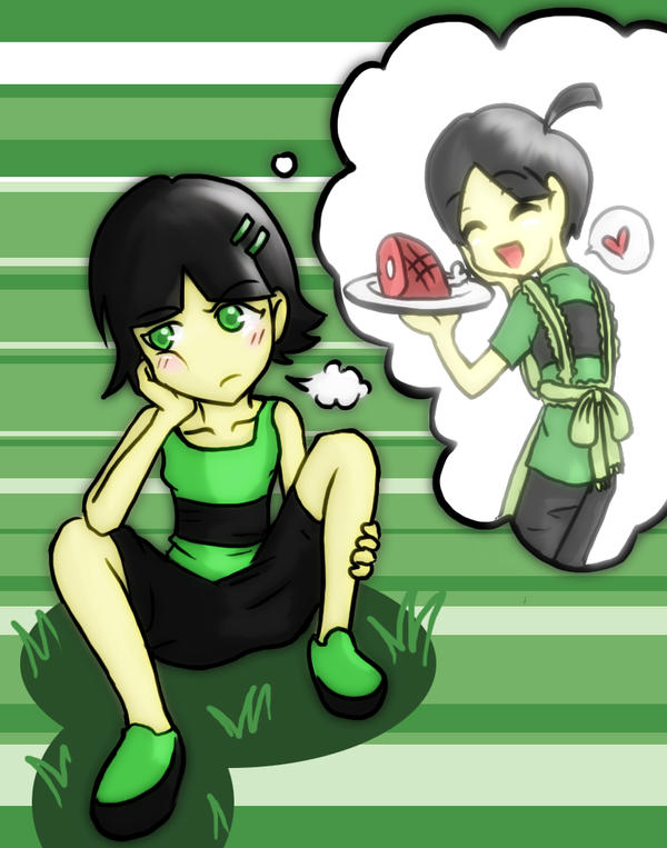 Buttercup x Butch by Traptastic on DeviantArt