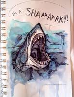 He's a shaaaaaark by Traptastic