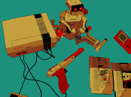 Nintendo by Traptastic