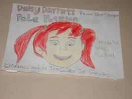Daisy Darrett's head