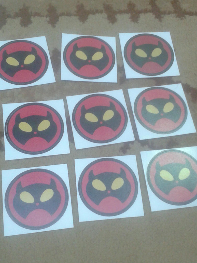 New MAD stickers by Wael-sa