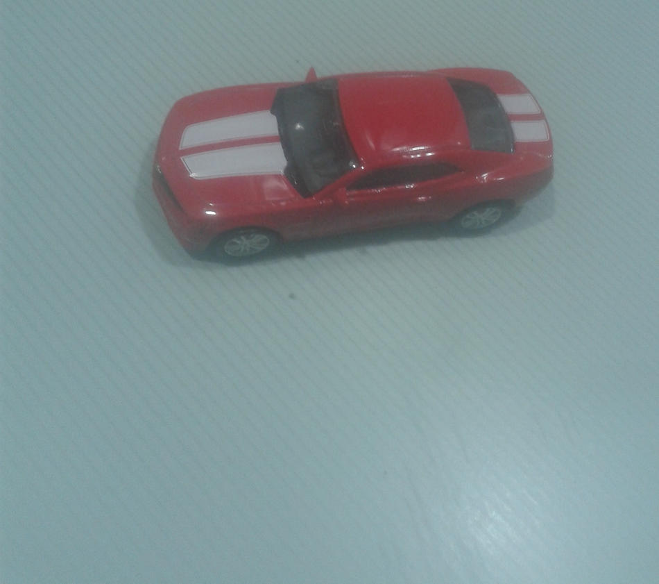 Chevrolet Camaro from Uni-Fortune (red version) by Wael-sa