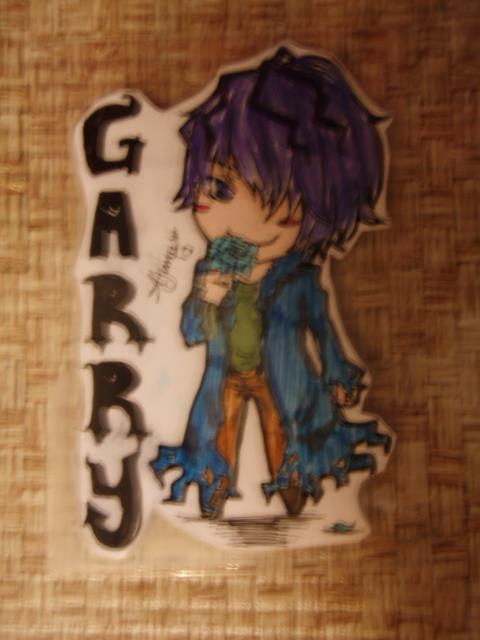 Garry bookmarks by Ayano94