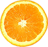 Orange Slice - Deco
