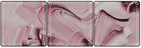 Soft Pink Swirls - Divider