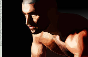 Francois Sagat by Kassworkshop