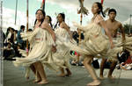 Students tribal dance 05 by Kassworkshop