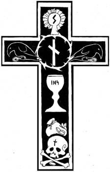 Totenkreuz