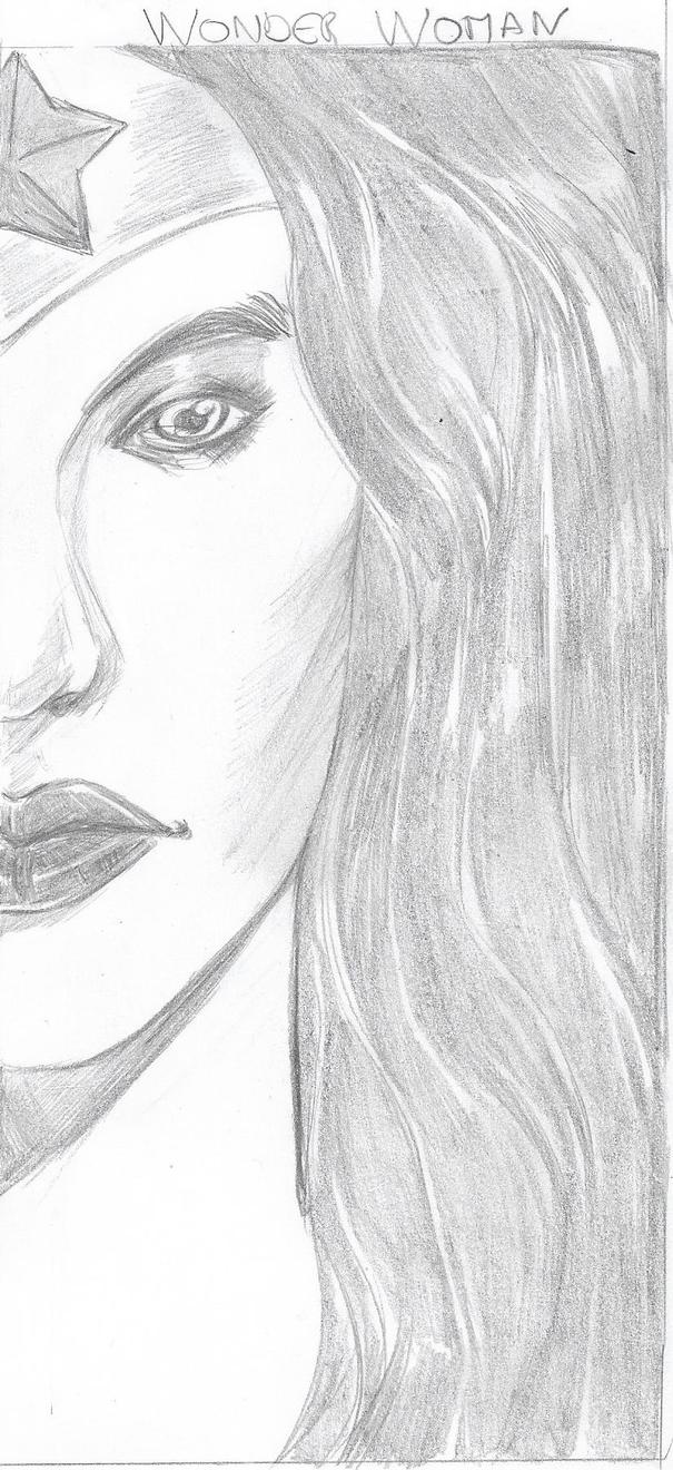 Half-serie: She's a Wonder by Kaedegirl