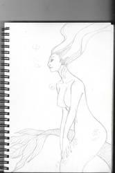 sketchbook 6: Mermay