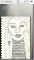 Work doodle: daily Asma!