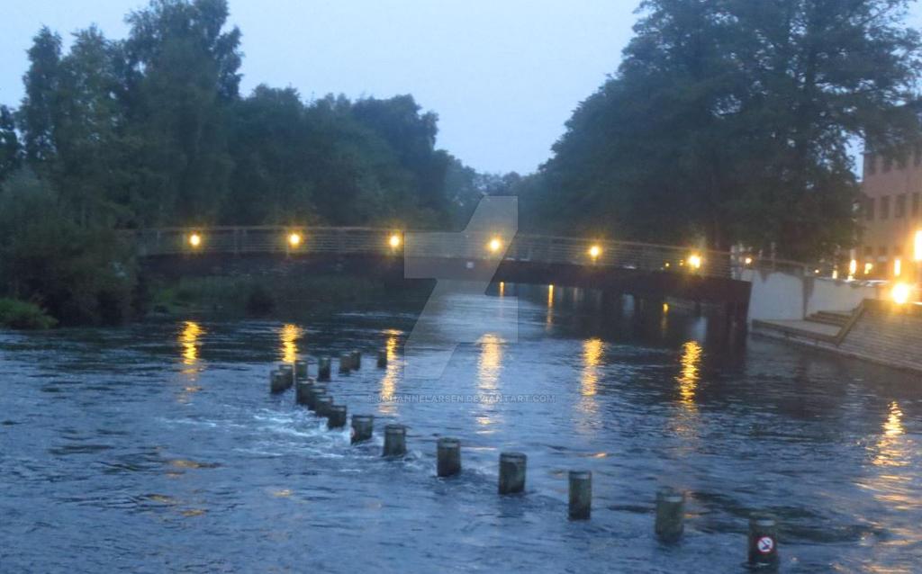 River by JohanneLarsen