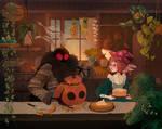dinner date with mothman
