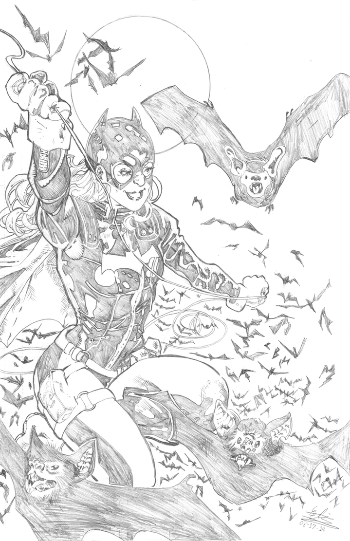 New 52 Batgirl (With Video) by Atlas0