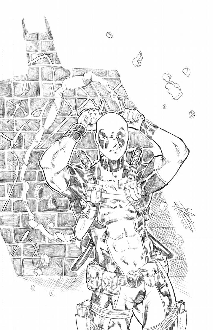 COM: Deadpool by Atlas0