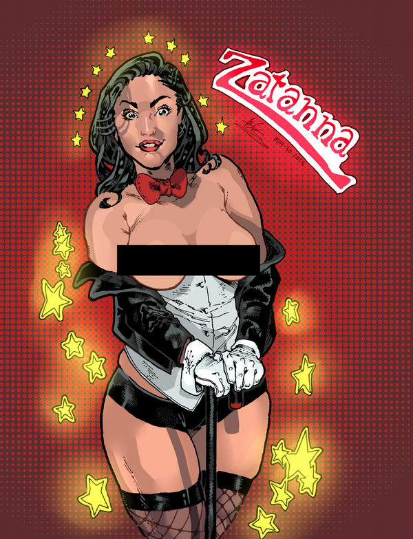 Showtime Zatanna *SFW Version* (with VIDEO) by Atlas0