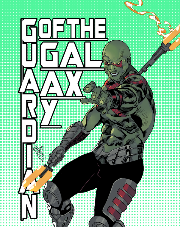 Drax (VIDEO) by Atlas0