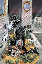 Leaders of the Free World Backer Reward Black Cat