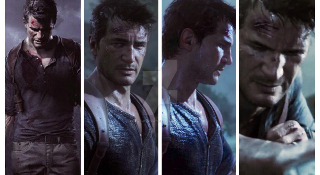 Nathan Drake Uncharted 4 Wallpaper By Btw Imthedoctor On Deviantart