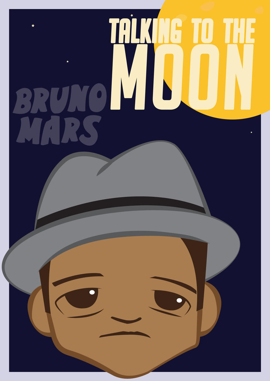 Download for free bruno mars — talking to the moon listen to.