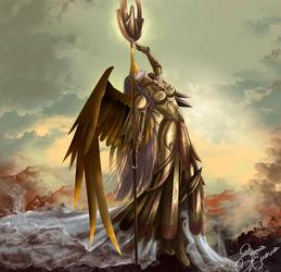 Athena by SamiaEscorcio