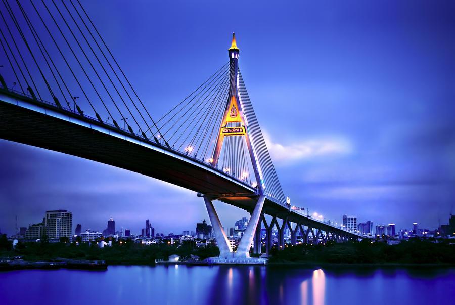 Bhumipol 1 Bridge